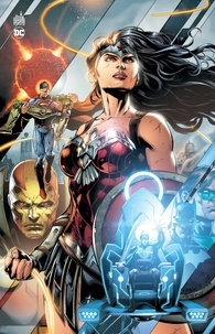 Geoff Johns et Peter J. Tomasi - Justice League  : La guerre de Darkseid.