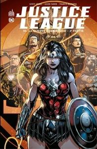 Geoff Johns et Jason Fabok - Justice League - Tome 10 - La guerre de Darkseid - Partie 2.