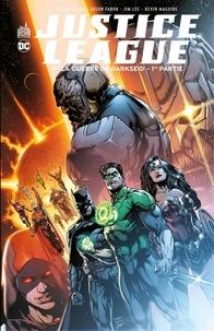 Geoff Johns et Jason Fabok - Justice League - Tome 9 - La guerre de Darkseid - Partie 1.