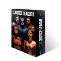 Geoff Johns et Jim Lee - Justice League - Coffret découverte en 5 volumes : Justice League, Tome 1 ; Flash, Tome 1 ; Batman, Tome 1 ; Aquaman, Tome 1 ; Wonder Woman, Tome 1.