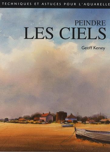 Geoff Kersey - Peindre les ciels.