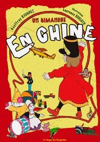 Geoffray Riondet - Un dimanche en Chine.