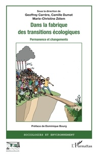 Geoffrey Carrère et Camille Dumat - Dans la fabrique des transitions écologiques - Permanence et changements.