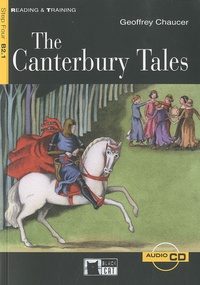 Geoffrey Chaucer - The Canterbury Tales. 1 CD audio