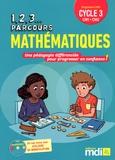 Geoffrey Hugues et Loïc Cormenier - Mathématiques Cycle 3 CM1 - CM2 1, 2, 3... Parcours. 1 Cédérom