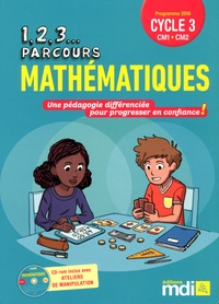 Checkpointfrance.fr Mathématiques Cycle 3 CM1 - CM2 1, 2, 3... Parcours Image