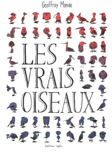 Geoffroy Monde - Les vrais oiseaux.
