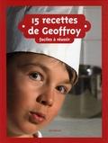 Geoffroy Pautz - 15 recettes de Geoffroy faciles à réussir.