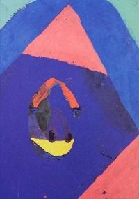 Geoffroy Pithon - Graphure et peintrisme - N° 1.