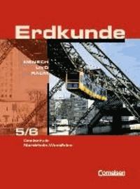Geographie 5/6. Schülerbuch. Realschule. Nordrhein-Westfalen. Neubearbeitung.