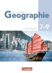 Geographie 7/9. Schülerbuch Gymnasium Nordrhein-Westfalen. Neu.