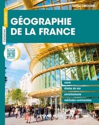 Géographie de la France.