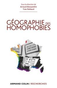 Arnaud Alessandrin - Géographie des homophobies.