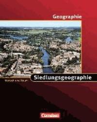Geographie Siedlungsgeographie Oberstufe Gymnasium.