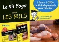 Georg A. Feuerstein et Larry Payne - Le Kit yoga pour les nuls. 1 DVD
