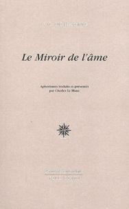 Georg Christoph Lichtenberg - Le miroir de l'âme.