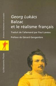 Georg Lukacs - Balzac et le réalisme français.