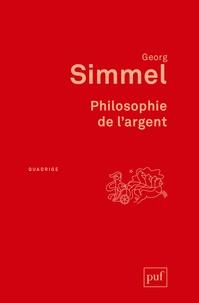 Georg Simmel - Philosophie de l'argent.