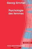 Georg Simmel - Psychologie des femmes.