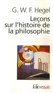 Accentsonline.fr Leçons sur l'histoire de la philosophie - Introduction : Système et histoire de la philosophie Image