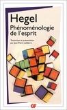 Georg Wilhelm Friedrich Hegel - Phénoménologie de l'esprit.