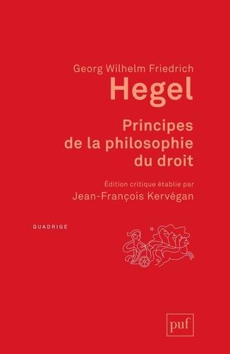 Principes de la philosophie du droit - Georg Wilhelm Friedrich Hegel - 9782130806745 - 13,99 €