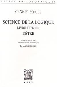 Goodtastepolice.fr Science de la logique - Livre premier, L'être Image