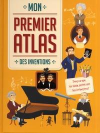 George Crum - Mon premier atlas des inventions.