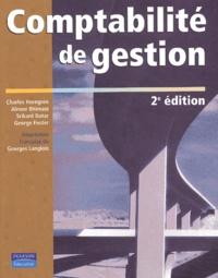 George Foster et Charles Horngren - Comptabilité de gestion.