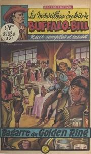 George Fronval et  Brantonne - Bagarre au Golden Ring.