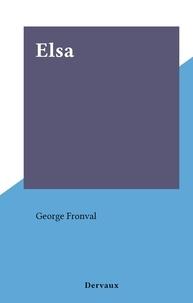 George Fronval - Elsa.