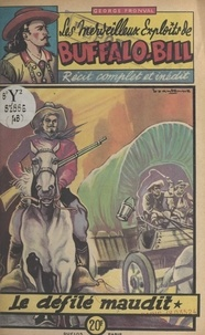 George Fronval et  Brantonne - Le défilé maudit.