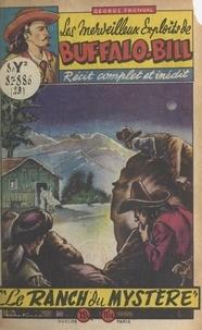 George Fronval et  Brantonne - Le ranch du mystère.