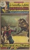 George Fronval et  Brantonne - Panique au cirque.