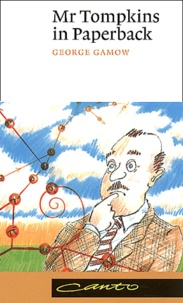 Galabria.be Mr Tompkins in Paperback Image