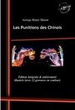 George Henry Mason et J. Dadley - Les Punitions des Chinois - représentées en vingt-deux gravures avec des explications en anglais et en français.