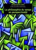 George Herbert Mead - La philosophie du temps en perspective(s).