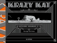 George Herriman - Krazy Kat - Les quotidiennes panoramiques de 1920.