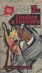 George Langelaan - L'indice à l'envers.