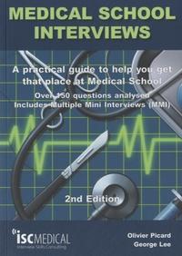 George Lee - Medical School Interviews.