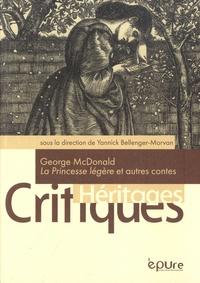 George McDonald - La princesse légère et autres contes.