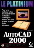 George Omura - AUTOCAD 2000. - Avec CD-Rom.