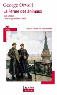 Télécharger des livres en allemand ipad La Ferme des animaux RTF PDB 9782070343782