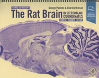 George Paxinos et Charles Watson - The Rat Brain in Stereotaxic Coordinates.