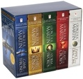 George R-R Martin - A Game of Thrones : A song of Ice and Fire  : Box set 5 books : A Game of Thrones ; A Clash of Kings ; A Storm of Swords ; A Feast for Crows ; A Dance with Dragons.