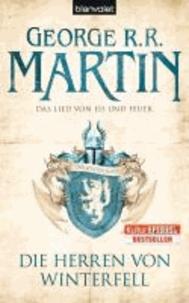 George R. R. Martin - Das Lied von Eis und Feuer 01. Die Herren von Winterfell - Game of thrones.