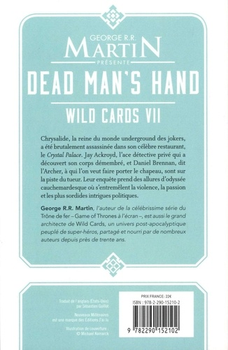 Wild Cards Tome 7 Dead Man's Hand