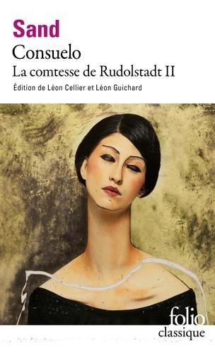 George Sand - Consuelo - Tome 2, La Comtesse de Rudolstadt.