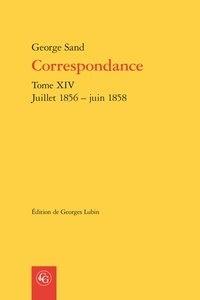 Histoiresdenlire.be Correspondance - Tome XIV, Juillet 1856 - juin 1858 Image