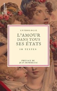 George Sand et Théophile Gautier - L'Amour dans tous ses états - 10 textes issus des collections de la BnF.